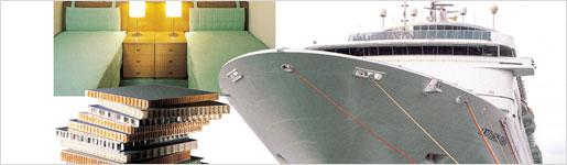 Aplica es lampre for Arredamento navale